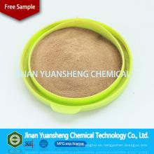 Dispersante de PNS / Snf / Snf para el Superplastificante policarboxilato de materia textil / colorante