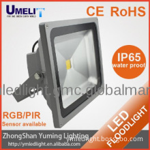 warranty 3 years ip65 outdoor led flood light