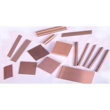 High Quality Tungsten Cooper Alloy /Tungsten Cooper Sheet, Bar, Rod