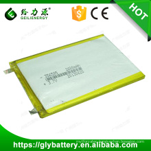 High capacity smart 2600mah 356595 3.7v Li-ion polymer battery li-polymer battery