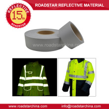 EN471 high silver T/C reflective fabric