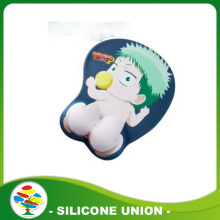 Fashion Silicone Anime Character 3D Mouse Pad