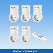 Germany Type Wireless Remote Control Socket (KA-GRS06)