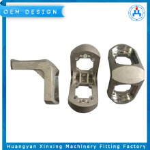 Manufacturer Customized Good Quality Silver Casting