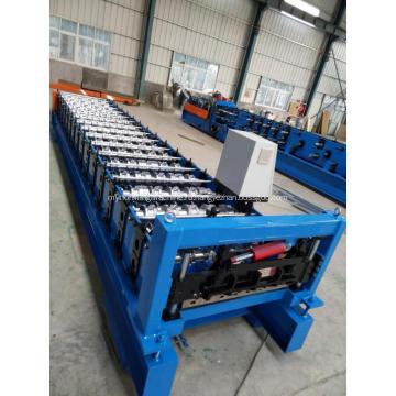Профилегибочная машина для производства гофрированных листов Ibr