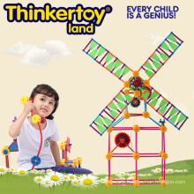 Plastic Education Toy for Children Plastic Building Blocks