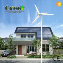 Solaire et système hybride de Turbine de vent