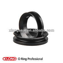 Резиновое кольцо V VS кольцо с кольцами