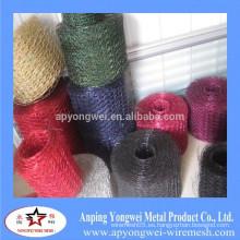 Cercas hexagonales fabricadas en China