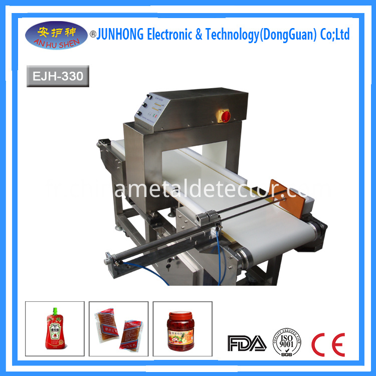 Conveyor Belt Metal Detector Machine