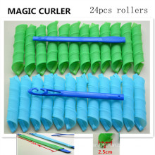 24PCS/30cm Magic Leverag Hair Styling Roller (HEAD-13)