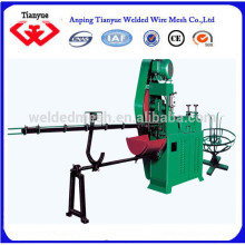 wire rod straightening and cutting machine