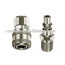 Pneumatische ARO Typ Stahl Schnellkupplung für Druckluftwerkzeug