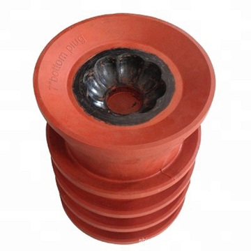 conventional top and bottom cementing wiper plug