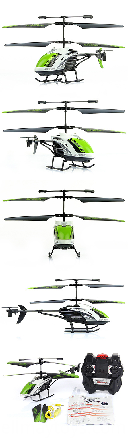 3.5CH RC Helicopter With Wifi Camera