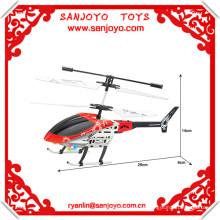 ¡Helicópteros SJY-WS102 rc para promoción de ventas! Venta de helicópteros de rc a gas de metal de helicóptero de 2ch rc