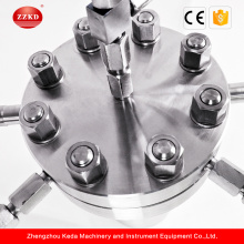 Durable Stainless Steel Lab Pressure Vessel