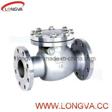 150lb Pressure Steel Swing Check Valve