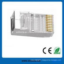 CAT6 RJ45 FTP Plug/Modular Plug (ST-CAT6-F8P)