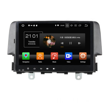 Civic 2016 car auto dvd player