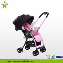 El nuevo coche plegable del bebé del cochecito de bebé del sistema del diseño tiene gusto del cochecito de Yoya para la venta
