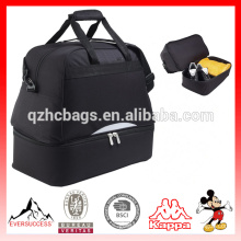 High Quality BSCI Factory Gym Bag Compartment Gym Bags