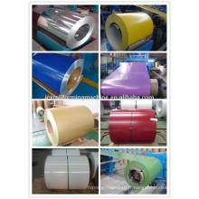 Feuille / bobine en acier revêtue de Ppgi / ppgl / color