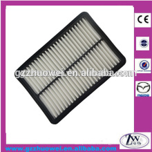 Año 2012 Nuevo modelo de filtro de aire automático Elemento limpiador para Mazda6, CX-5, 2.0L PE07-13-3A0A