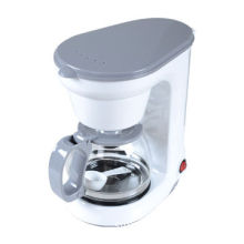 4-6 Cups Coffee Maker, Swing-out Funnel with Permanent Filter, 0.75L, 120/220-240V, 50/60Hz, 650W