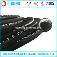 China manufacturer cheap price rubber hose hydraulic hose