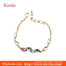 hot item promotional gold bracelet 2014 jewelry