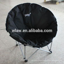 heavy duty moon chair folding chair