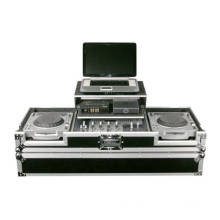 "2 X Decks (Battle Position) & 10"" Mixer Flight Case"