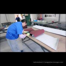 papier de verre imperméable au carbure de silicium