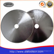 Od200mm Electroplated Saw Blade for Cutting and Grinding