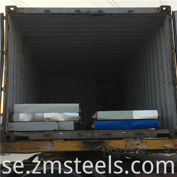0.5mm thick galvanized corrugated roofing sheet