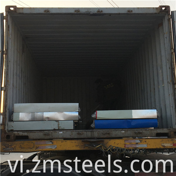 color steel sheets