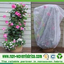 Tela no tejida de TNT para la cubierta vegetal de la agricultura