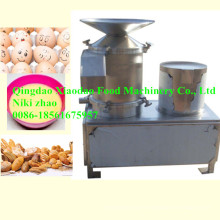Machine à couper les œufs au poulet / liquide à l'oeuf et coquille séparé