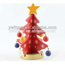 nuevo estilo Árbol de Navidad de madera decoración de navidad 2013