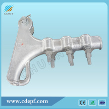 Manufacturer of for Insulation Strain Clamp Bolt type Aluminum Alloy Strain Clamp export to Mexico Factory