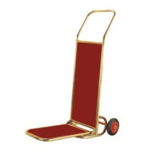 Hot Sales Hotel Luaggage Trolley Carts / Used Hotel Luggage Cart