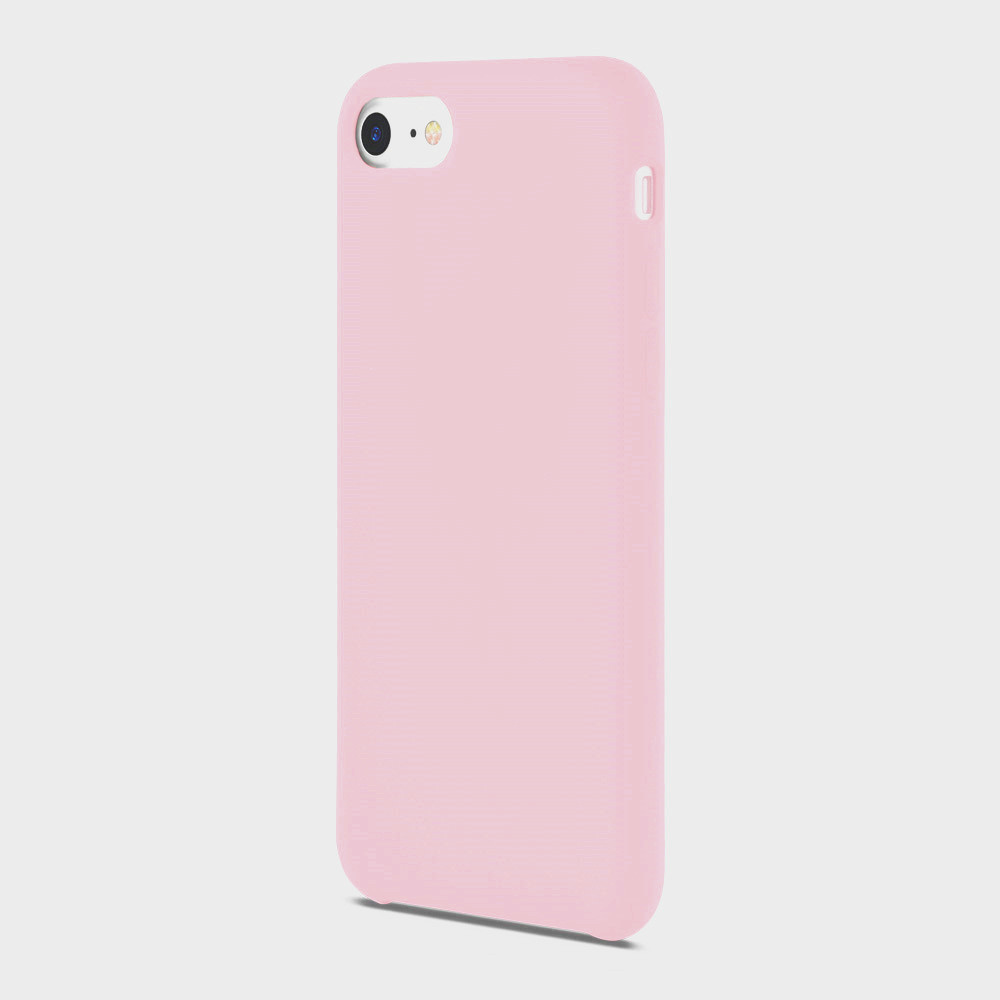 rose liquid silicone phone cover