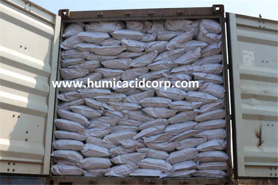 Fulvic Acid Humic Acid In Container