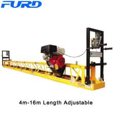 Frame Type Floor Leveling Machine Vibrating Concrete Screed