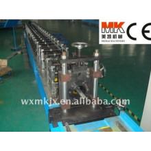 rollo de tubo octagonal de acero que forma la máquina