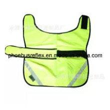 Sécurité Reflective Horse Cover / Pet Vest