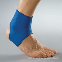 New Design Blue Nylon Ankle Support