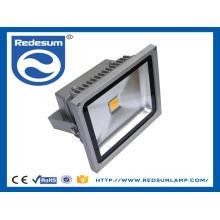Sanan chip Corpo de alumínio ip65 levou pista spot luz