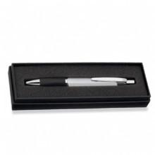 Bolígrafo con bandeja de espuma esponja